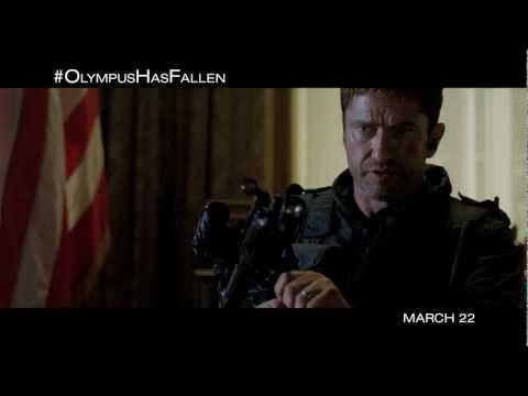 Olympus Has Fallen (TV Spot 'Stand')