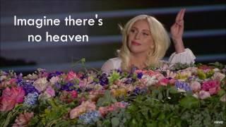 Gambar cover Lady Gaga - Imagine (2015) - Lyrics