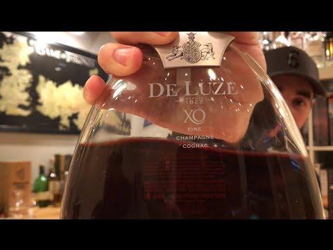De Luze XO Cognac. Whisky in the 6 #186
