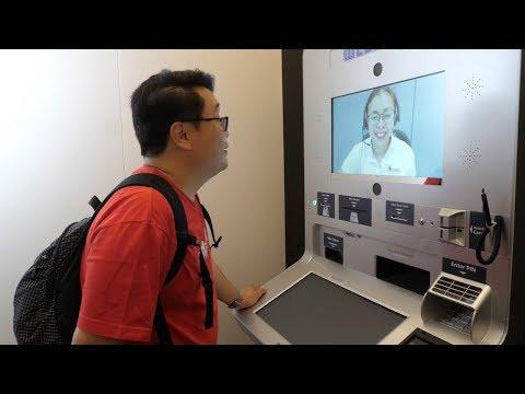 Video Teller Machine (VTM) powered by tetherfi's WebRTC Solution