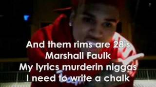 Chris Brown - Don't Lie W/Lyrics