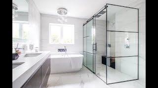 This Modern Master Bathroom Is Surprisingly Kid-friendly