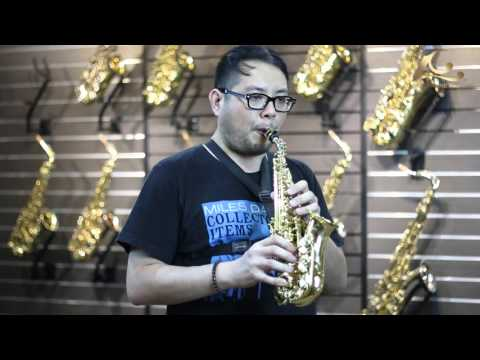 LC SC-601CL Curved Soprano Saxophone Review by Julian Chan