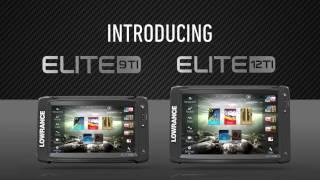 Эхолот/картплоттерLowrance Elite-12Ti Mid/High/TotalScan (000-13718-001) від компанії CyberTech - відео