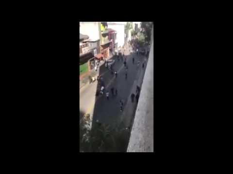 Motorista atropela skatistas na rua Augusta, em São Paulo