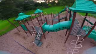 """Fpv Freestyle Trying some new lines at the playground. Apex5"""""""