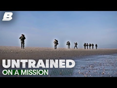 NIELS & RIJK DOEN EEN INVAL MET KORPS MARINIERS | UNTRAINED: ON A MISSION - Concentrate BOLD