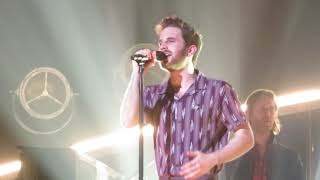"Ben Platt Performs ""Older"" At Boch Wang Theatre On 8th May 2019"