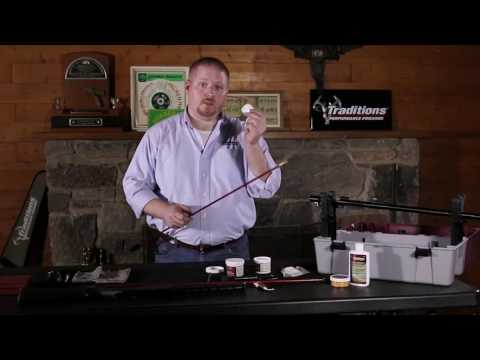 Traditions Firearms - How to Clean Your Traditions Tracker