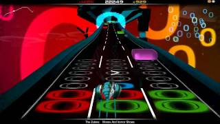 Audiosurf - The Zutons - Moons And Horror Shows