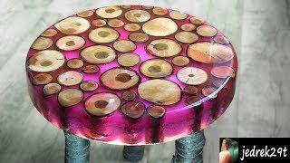 Как сделать стул из смолы.How to make a RESIN CHAIR.