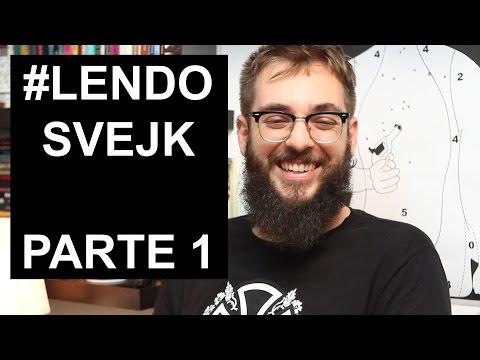 Ep. #47: #lendosvejk 1 - Leitura coletiva de As Aventuras do Bom Soldado Svejk