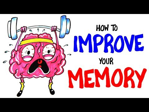 Quick and Easy Ways to Improve Your Memory