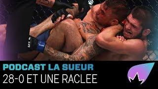 UFC 242 - Comment le tsunami Khabib Nurmagomedov a balayé Dustin Poirier