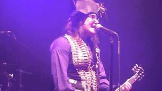 Adam Ant - Hard Men Tough Blokes - The Roundhouse, London - 11th May 2013