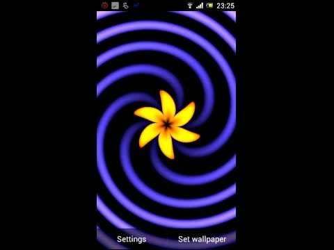 Video of Zen Flowers Pro HD LWP