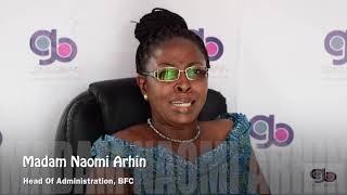 Interview with Naomi Arhin