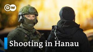 Germany: Shooting near Frankfurt leaves 11 dead | DW News