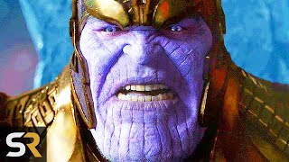 Why Thanos's MCU Introduction Now Makes No Sense