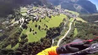 DFT7 - Summer Camp 2016 - Paragliding @ Pralognan-La-Vanoise