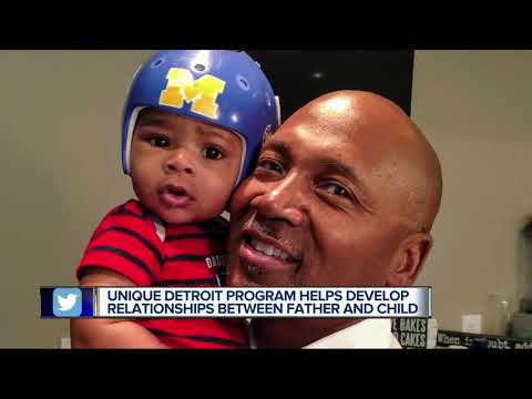 How do you become a better dad? Detroit group is showing men how — one transformation at a time