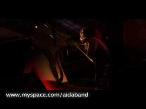 "Aida ""The Only One"" - CD Release"