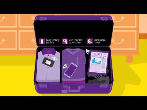 Netgear AC790-100EUS AirCard 790 Mobile Hotspot