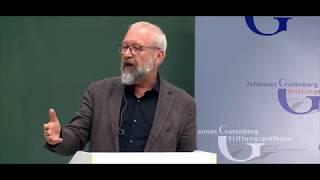 """Stiftungsprofessur 2018: Herfried Münkler - """"Der Demokratische Verfassungsstaat"""" (12.06.2018)"""
