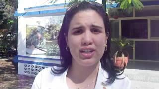 preview picture of video 'Estudiantes cubanos dicen #YoTambienExijoMas, #SiempreXCuba en Cienfuegos 1'