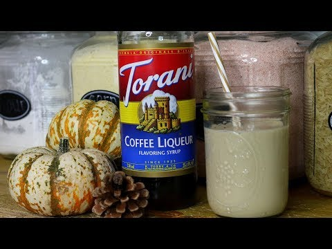 Rhode Island Coffee Milk ~ Torani Friday