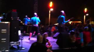 Aquabats Live - 8/30/12 - Lovers of Loving Love!