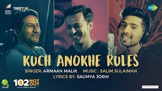 Kuch Anokhe Rules | 102 Not Out | Armaan Malik | Salim