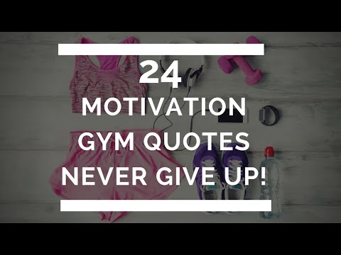 mp4 Gym Motivation Quotes For Beginners, download Gym Motivation Quotes For Beginners video klip Gym Motivation Quotes For Beginners