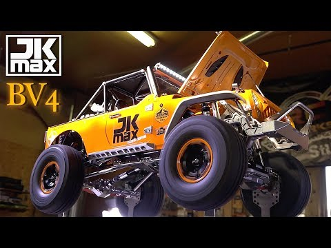 RC ADVENTURES - JK MAX BV4 & FiNAL REVEAL!  NEW 2018 Super Scale CAPO Jeep
