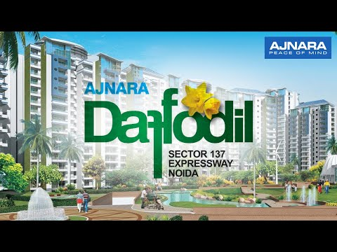 3D Tour of Ajnara Daffodil