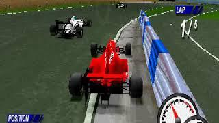 PSX Longplay [592] Formula 1 Championship Edition (Part 2 of 2)