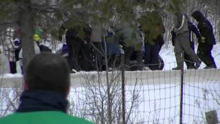 preview picture of video 'rallye perce-neige maniwaki 2010 marie-anne 1 part 1 pat richard'