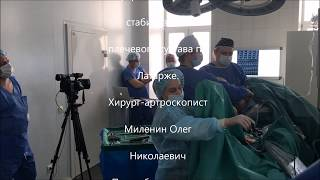 Calcaneus.ru в гостях у Олега Миленина!