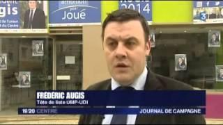 preview picture of video 'Les forces en présence à Joué-lès-Tours'