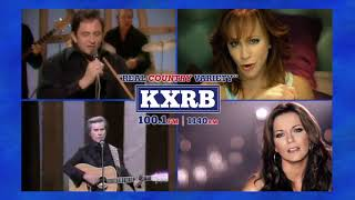 The New 100.1 KXRB - Real Country Variety