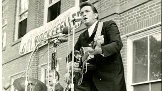 Johnny Cash - Harrison, Arkansas, September 19, 1968