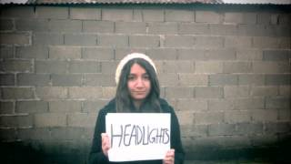 Headlights - Young Guns (lyrics)