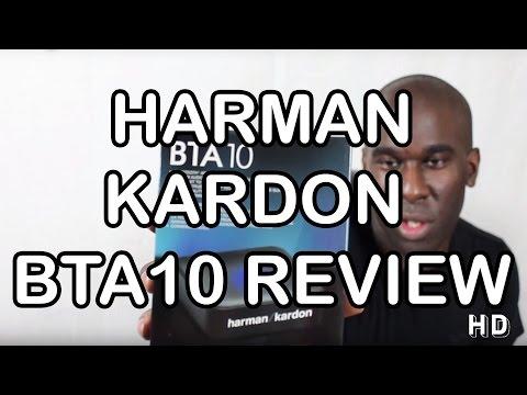 Harman Kardon BTA 10 Bluetooth Wireless Adapter!? – Part 1 | Review & Giveaway