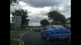 preview picture of video 'Bispham Roundabout No1 of 3'