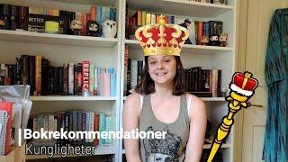 Bokrekommendationer |  Kungligheter