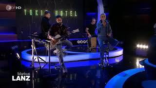 Tokio Hotel   Melancholic Paradise Live @ Markus Lanz