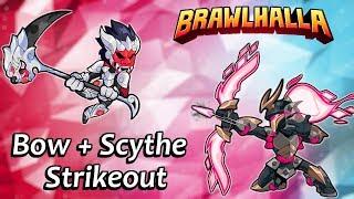 Bow + Scythe Legends Strikeout Fun