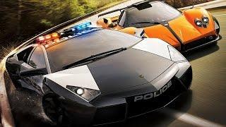 Need for Speed Hot Pursuit - Online Police Lamborghini Team