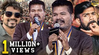 Thalapathy 65 with Shankar? Shankar Breaks 1st Time! WOW! Loudest Scream From Fans!