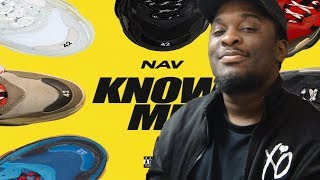 """NAV   """"KNOW ME"""" FIRST REACTIONREVIEW!!!"""
